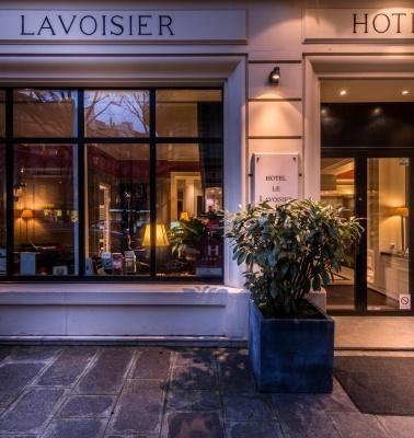 Hôtel Le Lavoisier – Extérieur