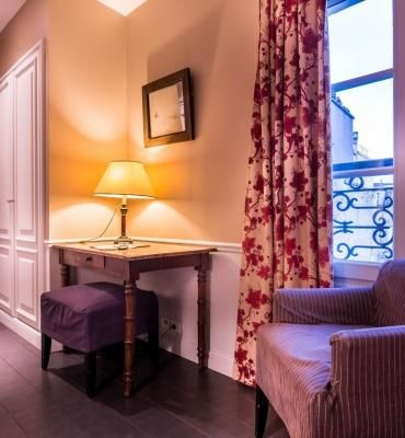 Hôtel Le Lavoisier – Executive Suite