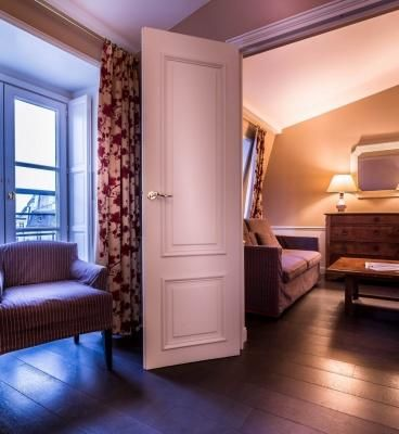 Hotel Le Lavoisier – Suite Junior