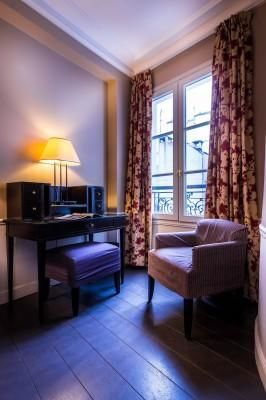 Hotel Le Lavoisier – Suite Junior Veranda